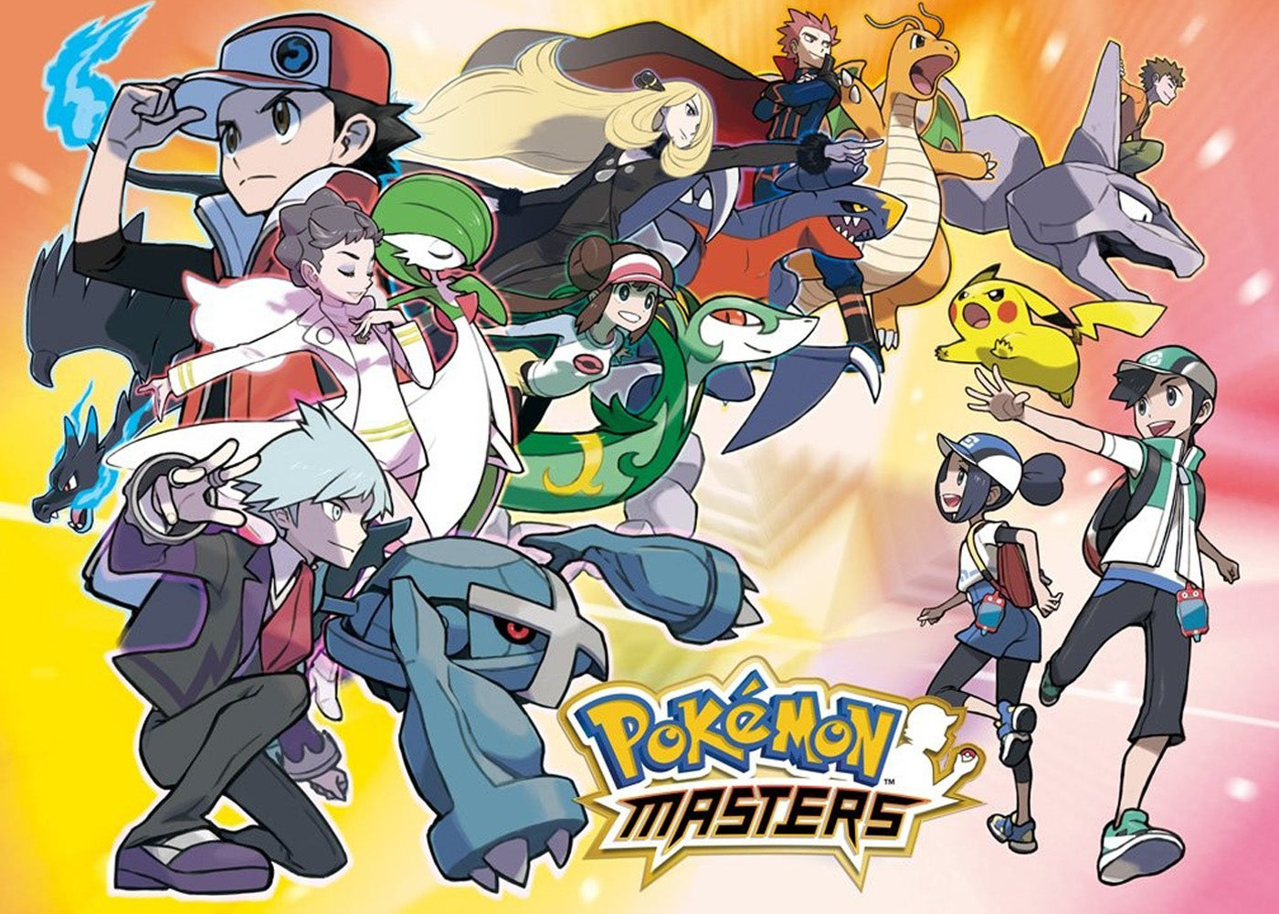 Pokémon Masters is the new commitment of Game Freak for mobile games 1