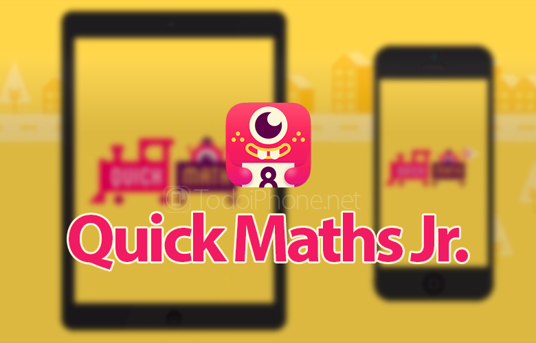 Quick Maths Jr. the app for kids to learn math 2