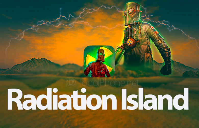 Radiation Island, a fun action game for iPhone and iPad 3