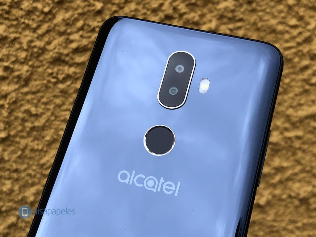 Review Alcatel 3V