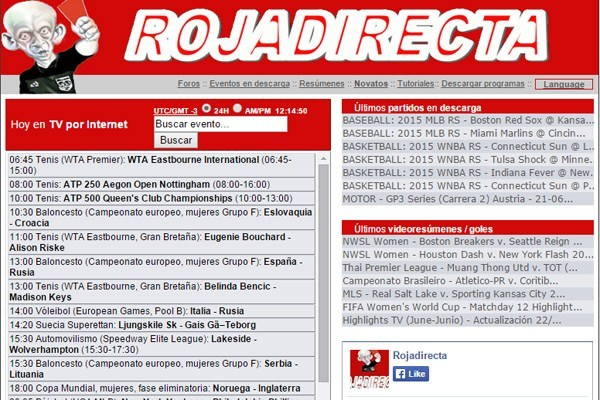 Rojadirecta.me is gone, now where will I see my favorite sports? 3