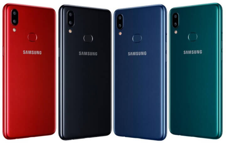 Image - Samsung Galaxy A10s, dual rear camera and 4,000 mAh battery for the input range