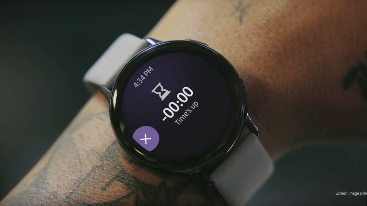 Samsung Galaxy Watch Active2, a smartwatch to call without the mobile 1