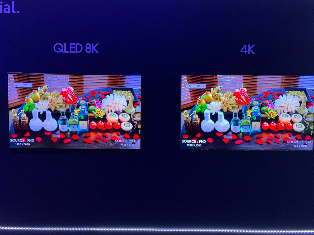 Samsung announces its Q900 QLED 8K TVs for up to $ 90,000 in the Brazilian market 1