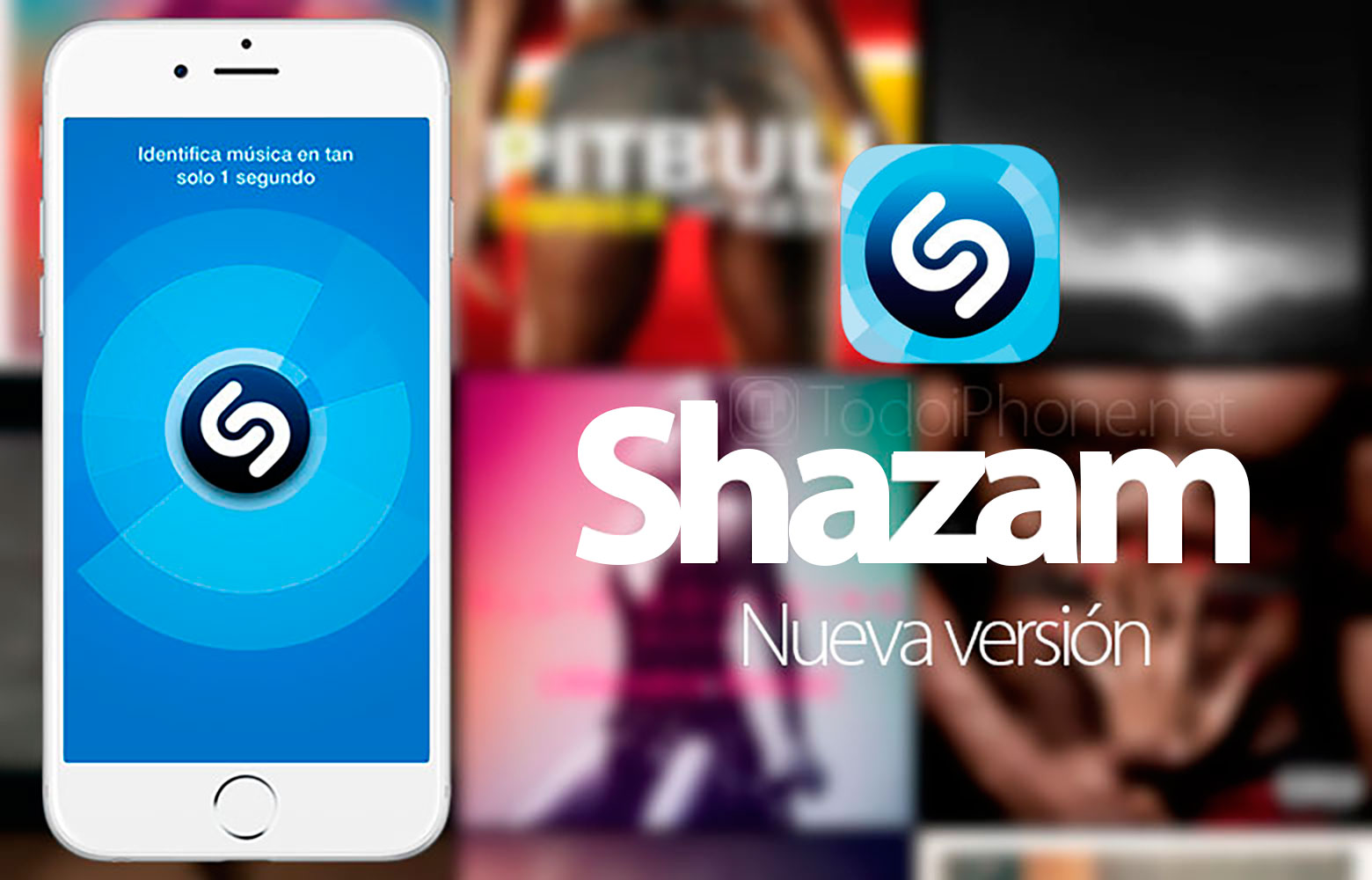 Shazam now allows you to add songs to Spotify and much more 2