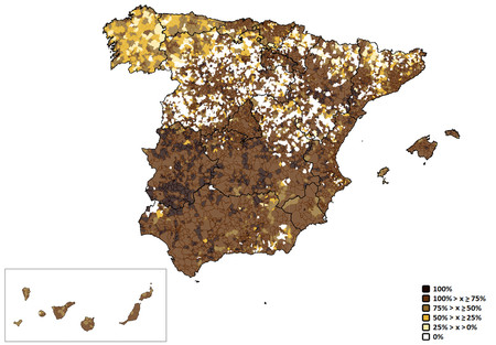 Slow Spain Map 2