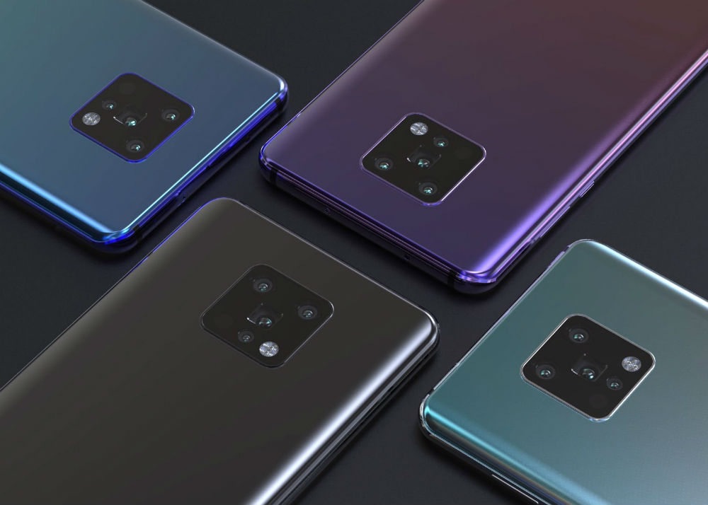 The Huawei Mate 30 could have a 25W wireless charge