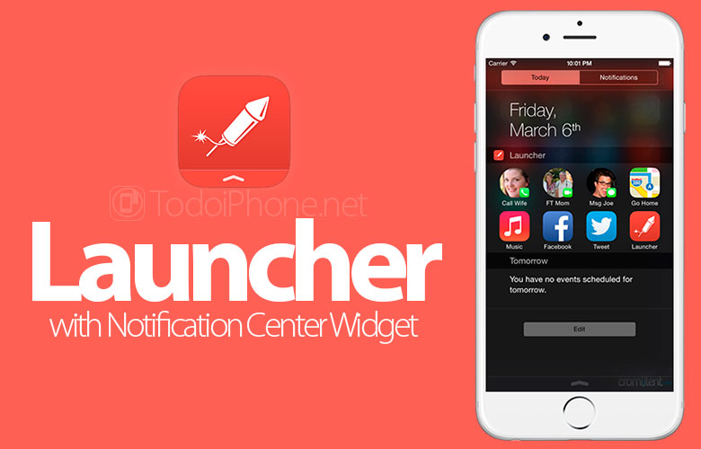 The Launcher app for iPhone and iPad returns to the App Store 2