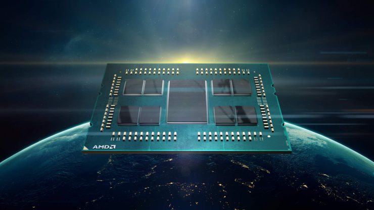Amd Prepares 18 Epyc Milan Cpus There Could Be A Model With Up To 80 Cores