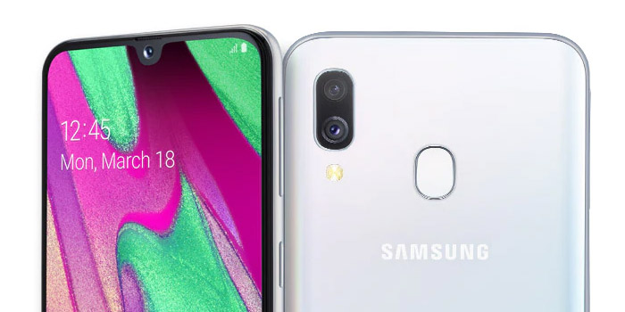 The five most top covers for your Samsung Galaxy A40