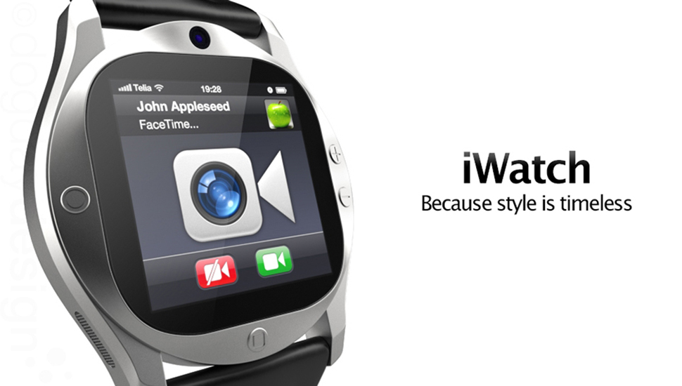 iWatch September Release