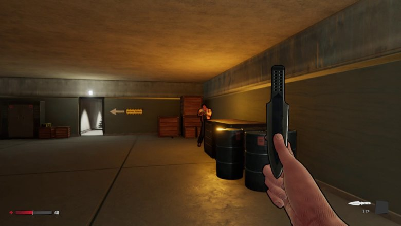 The remastering of the classic shooter XIII can be seen in a first batch of catches 1