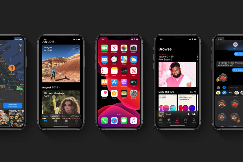 The seventh public beta of iOS 13 and iPadOS 13 is now available