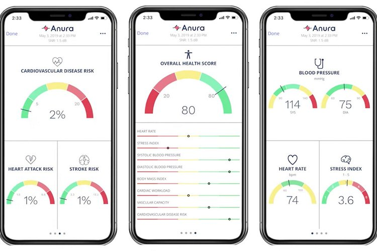 This App App Will Let You Perform a Health Checkup in 30 Seconds