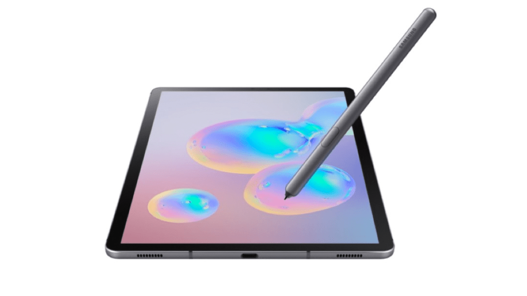 This is the Galaxy Tab S6, the tablet to increase your productivity