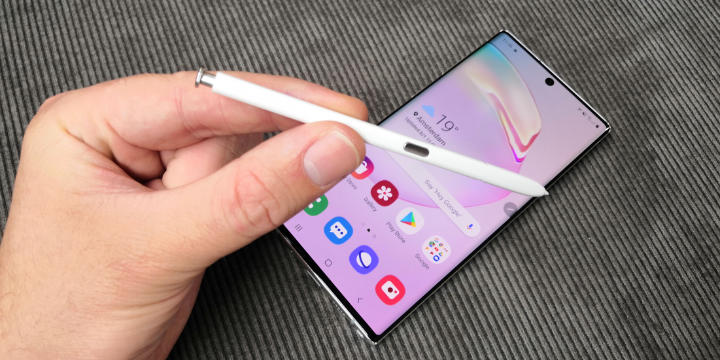 Image - Samsung Galaxy Note  10 and Note 10+: two new sizes, S Pen gesture and without 3.5 mm jack