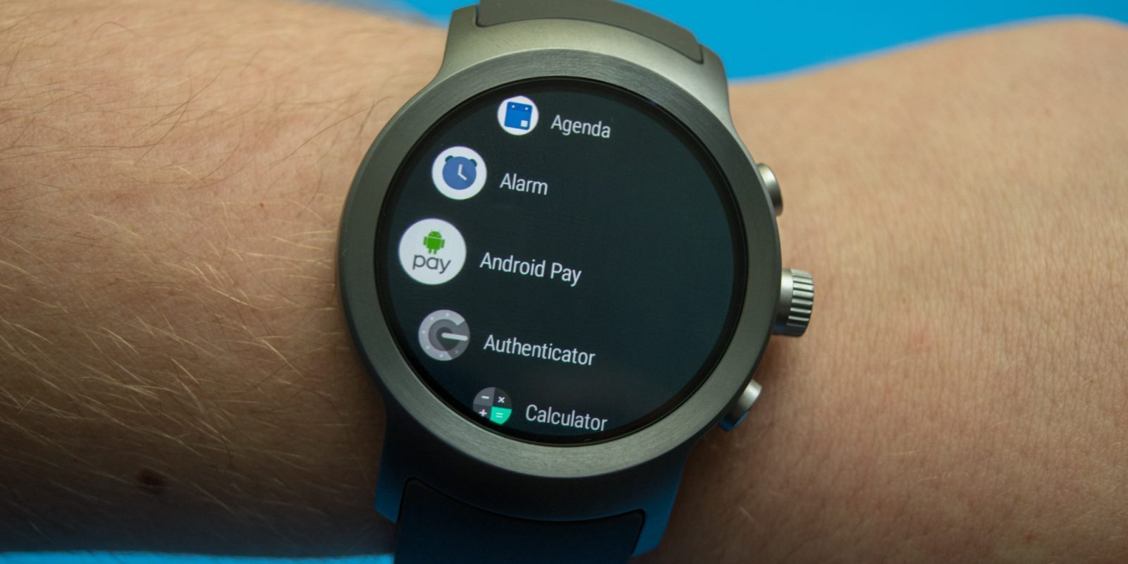 WhatsApp Android Wear 3