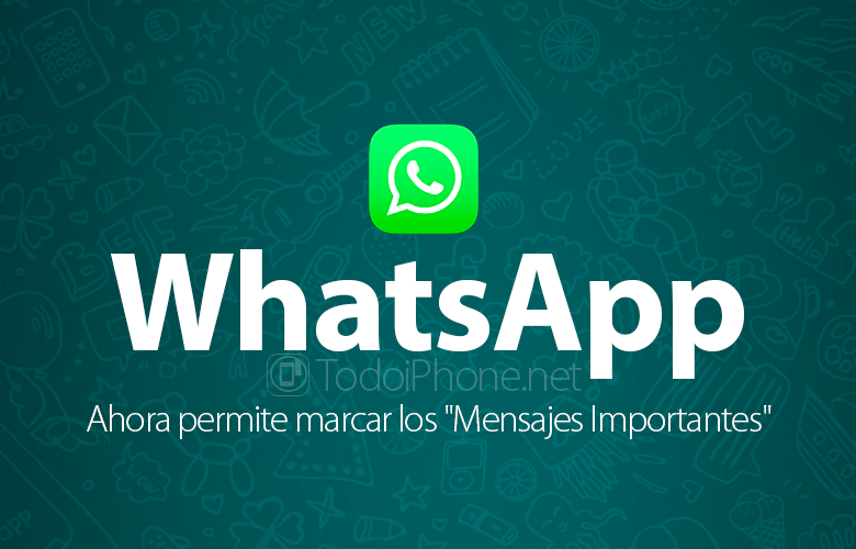 WhatsApp now allows you to bookmark «Featured Messages» 5