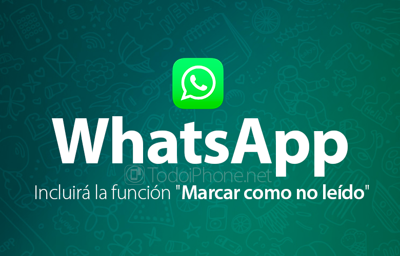 WhatsApp will include the function «Mark as unread» 4