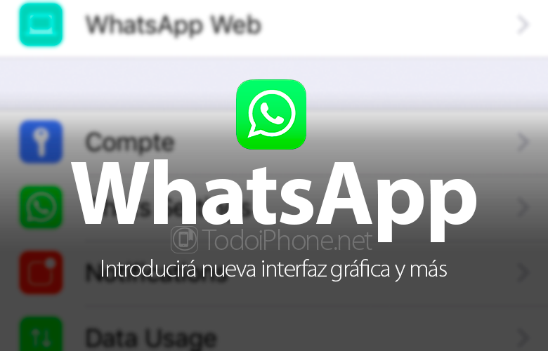 WhatsApp will introduce new graphical interface and more 5