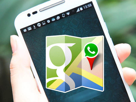 WhatsApp: with this trick you can send a fake location to your contacts