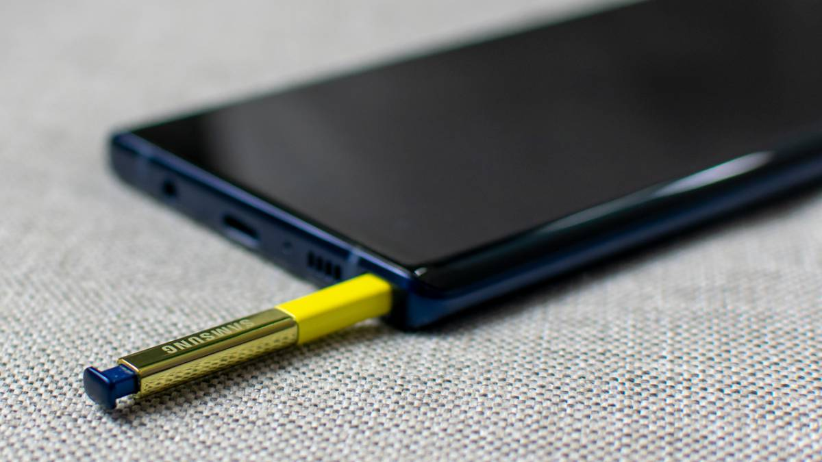 Why the Samsung Galaxy Note  10 has removed the 3.5 mm audio jack 2