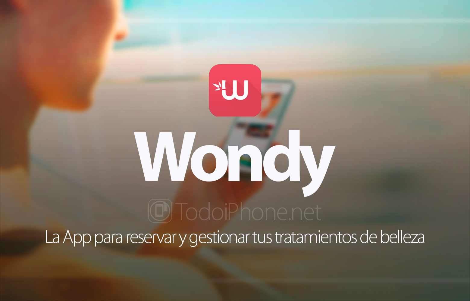 Wondy, the app with which to book and manage your beauty treatments 2