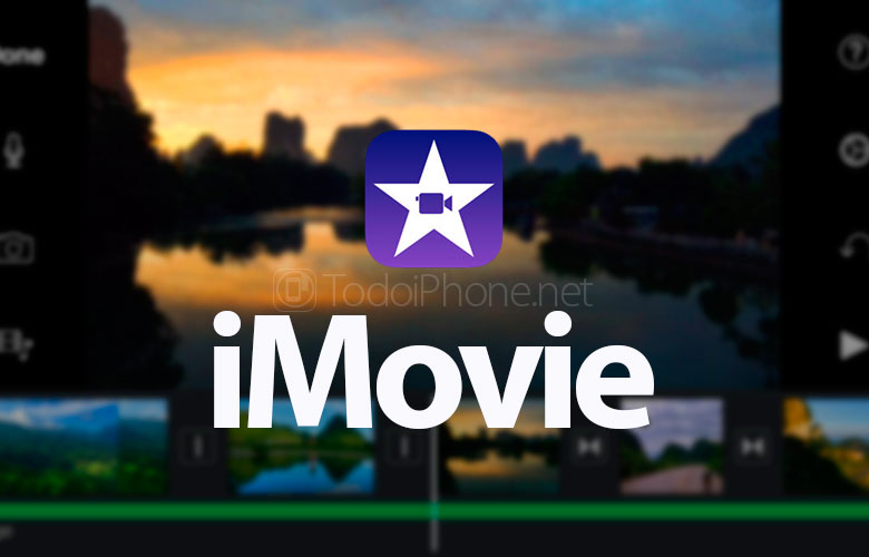 iMovie for iOS now supports videos with 4K resolution 3