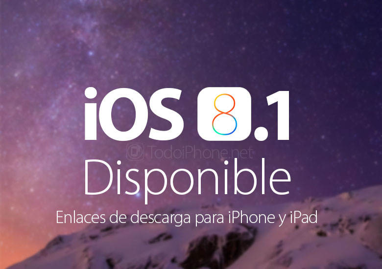 iOS 8.1 Available for iPhone and iPad (Links to download) 5