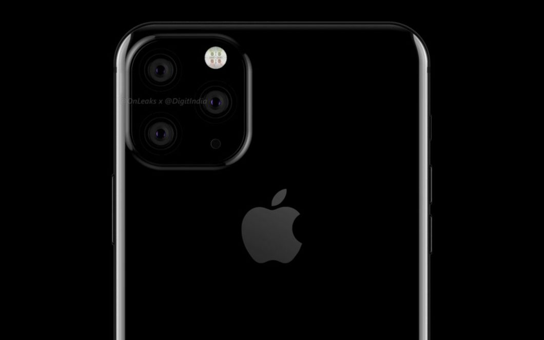 iPhone 11: packaged type-C quick charger 2