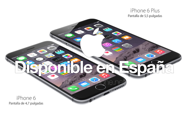 iPhone 6 and iPhone 6 Plus available in Spain and 21 more countries 2