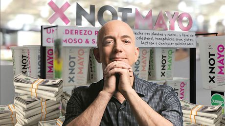 """""""Smart"""" food launches in Argentina after millionaire investment by the owner of Amazon"""