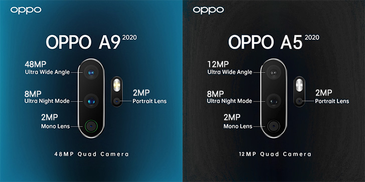 - ▷ OPPO A5 2020 arrives with SD665 and huge 5000 mAh battery »- 3