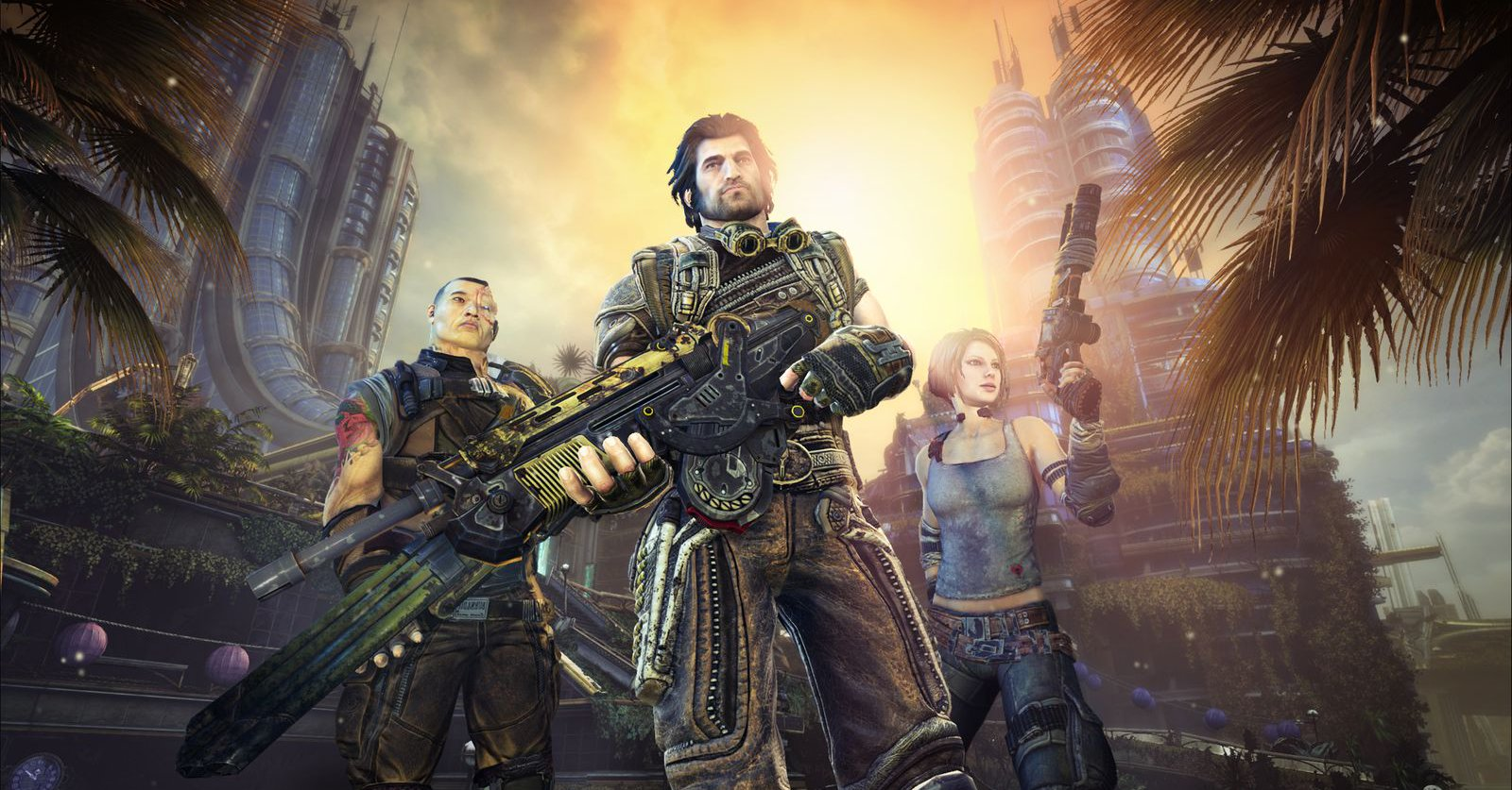 Bulletstorm: Duke of Switch Edition arrives at Nintendo Switch by surprise 1