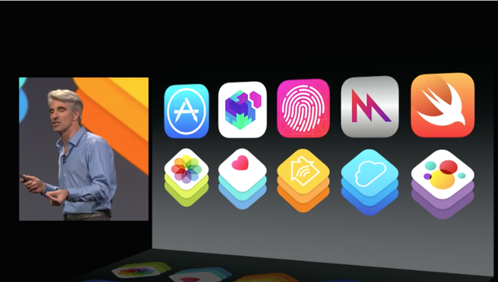 WWDC 2014, you can see it from YouTube and download it from iTunes 5