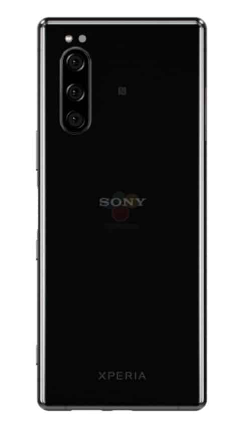 New images of Sony Xperia 2 are already on the Internet! Failure? 2