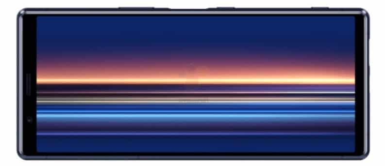 New images of Sony Xperia 2 are already on the Internet! Failure?