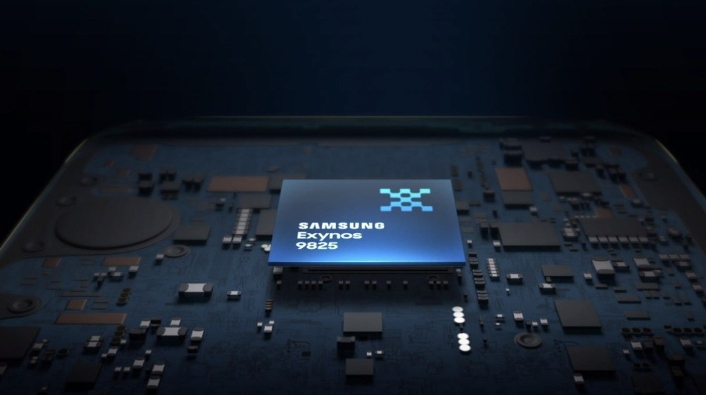 Exynos 9825 processor is the success of the Exynos 9820, present in the Galaxy S10 +