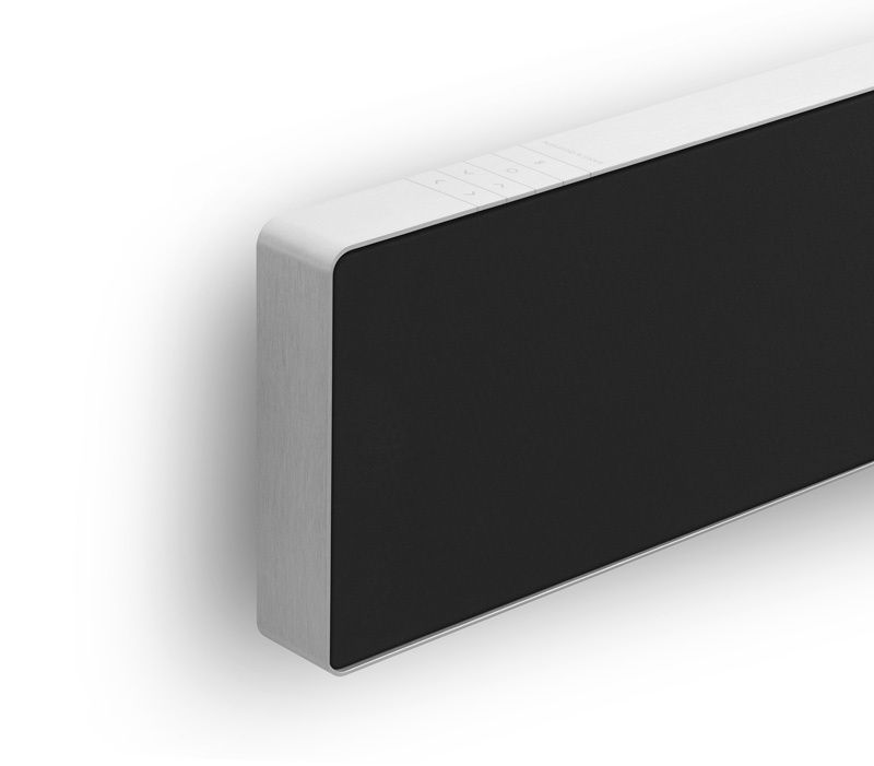 launch Beosound Stage speakers