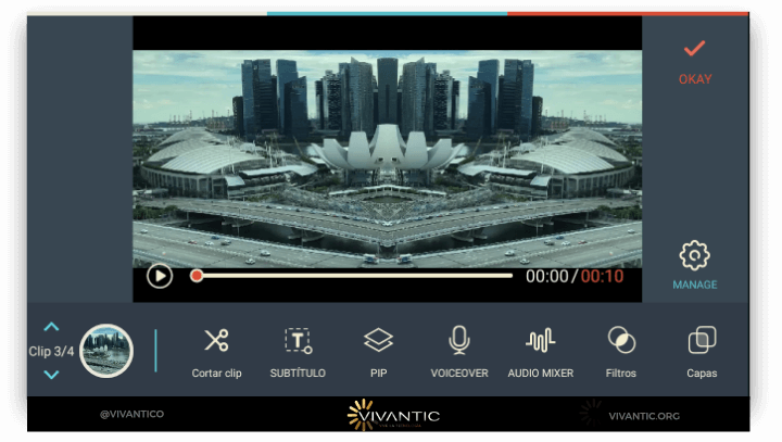 6 Best Video Editors for ANDROID 2019 (Pro and Free) 9