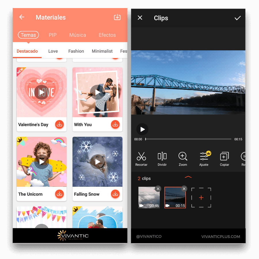 6 Best Video Editors for ANDROID 2019 (Pro and Free) 8