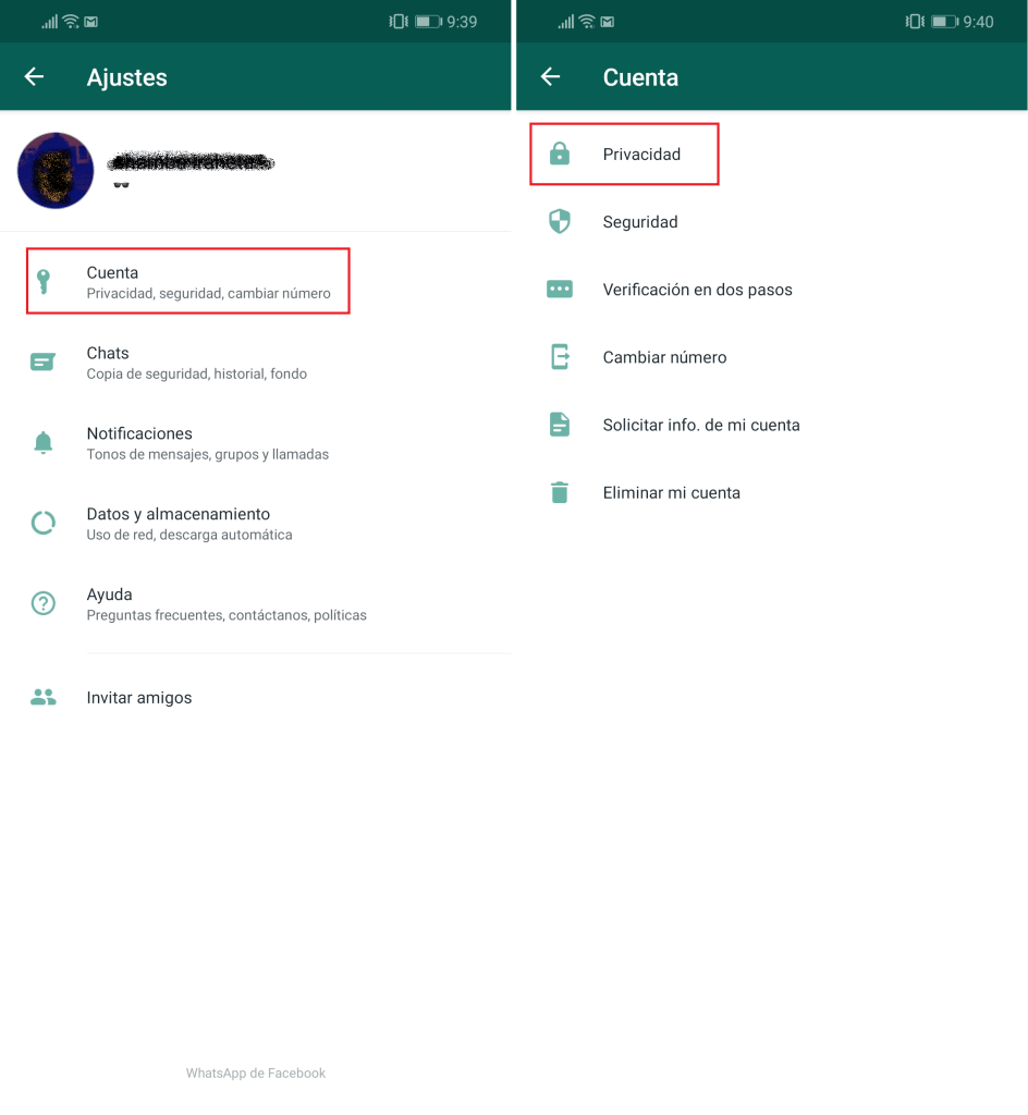 How to block your WhatsApp with fingerprint so that nobody reads your conversations? 2