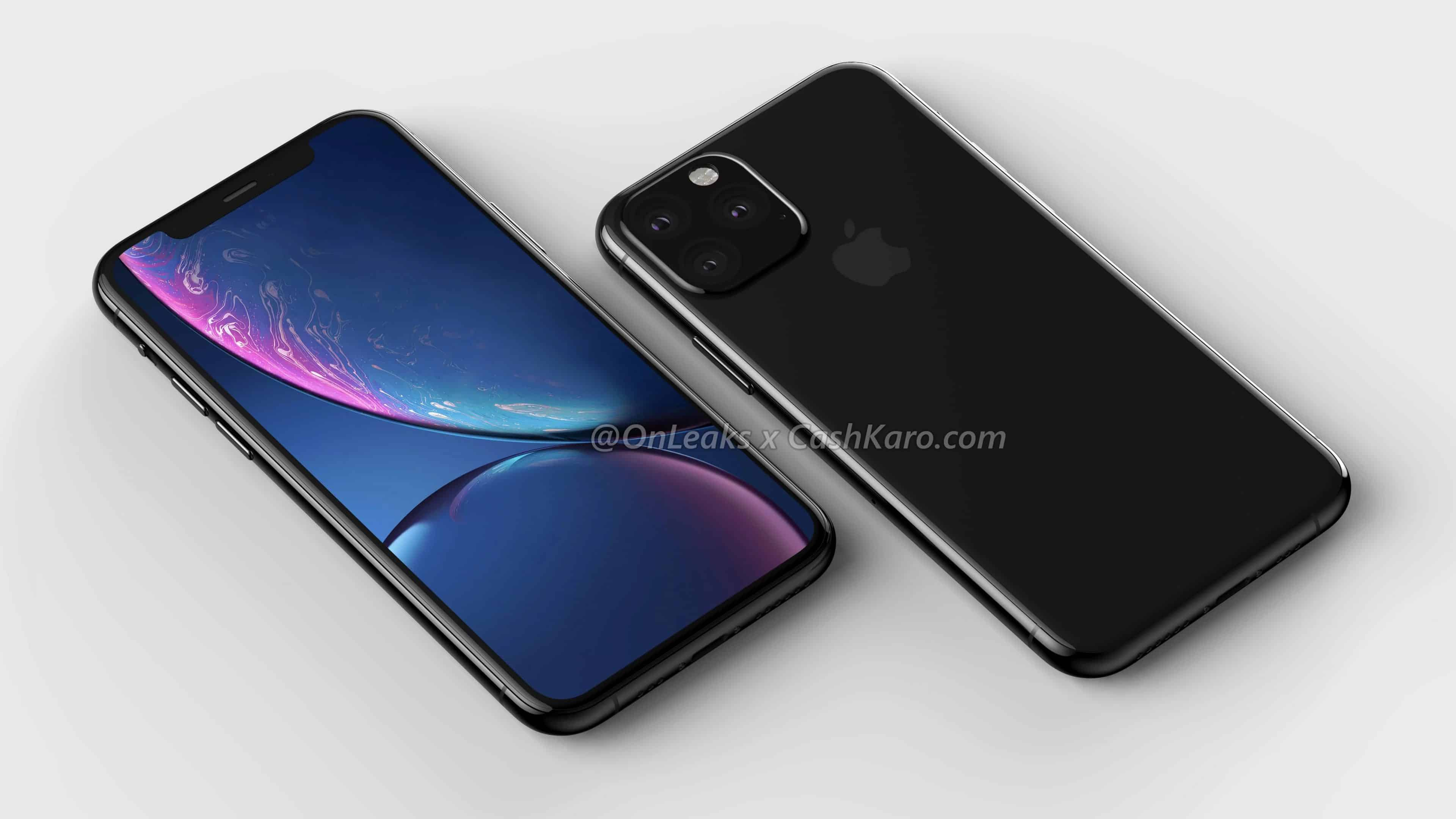 iPhone 11: leak reveals all the details before release! 3
