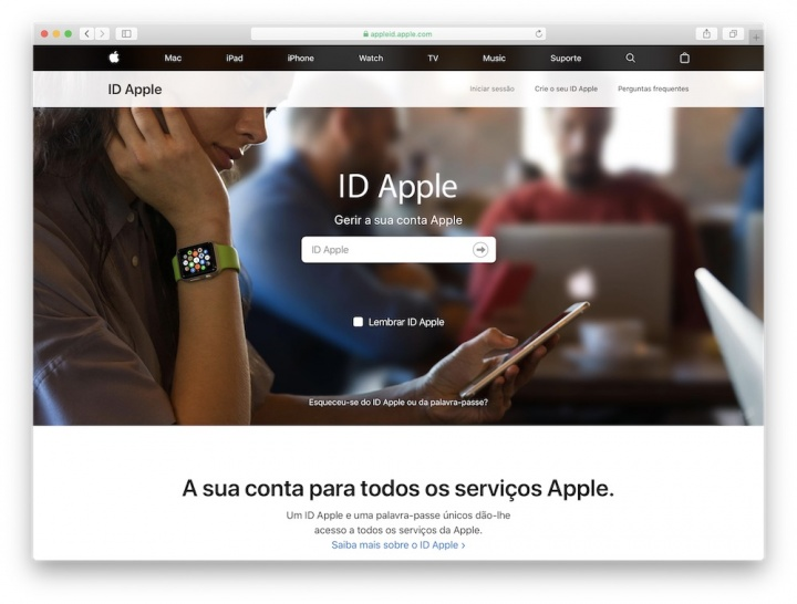 ID service image Apple requesting access email