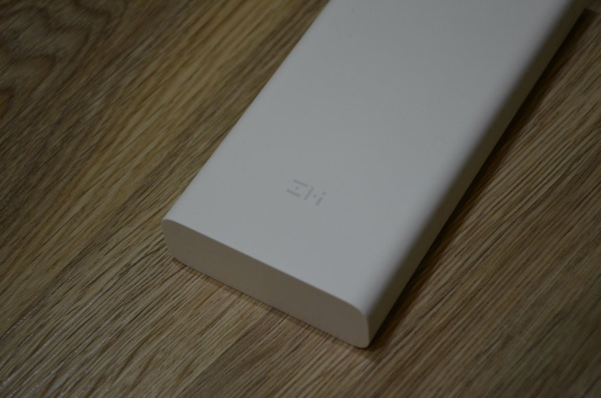 Xiaomi ZMI power bank QB821: one of the best power banks with fast charging QC 3.0 46