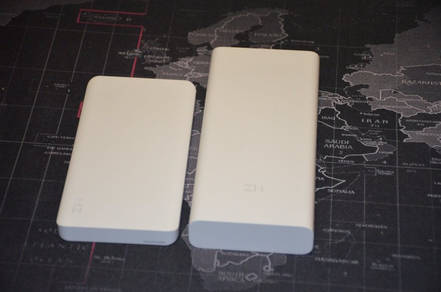 Xiaomi ZMI power bank QB821: one of the best power banks with fast charging QC 3.0 48