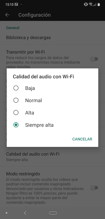 How to download music in high quality from YouTube Music? 8