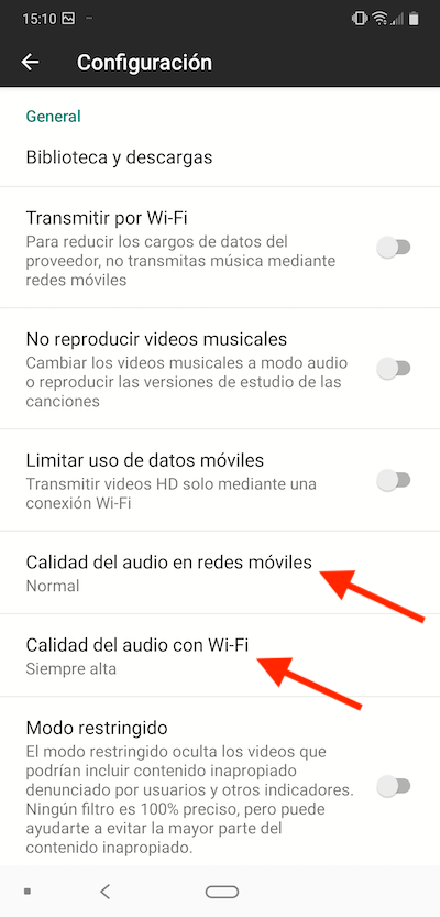 How to download music in high quality from YouTube Music? 7