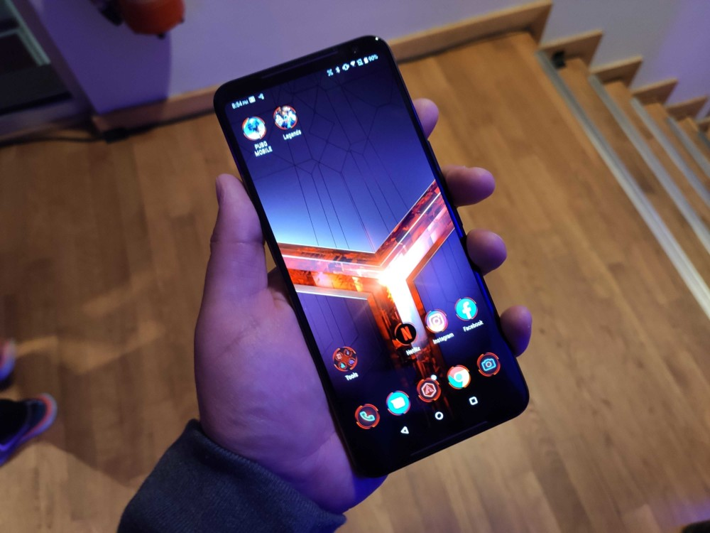 You can now order the fastest Android smartphone. This is Asus ROG Phone II 2