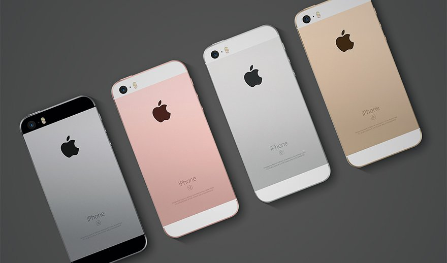The iPhone SE 2 would arrive in 2020 with the intention of ending the reign of Huawei and Samsung 4